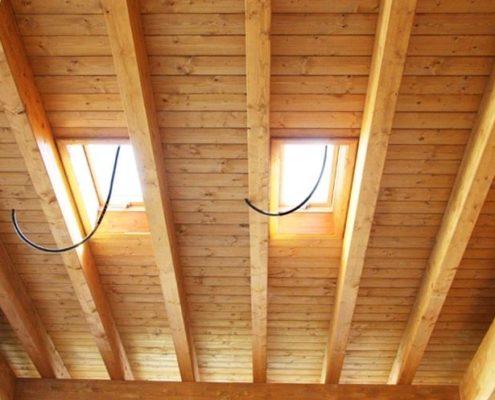 Travi per tetti